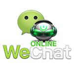 Как увидеть статус собеседника в WeChat