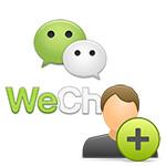 Как в WeChat добавить контакт